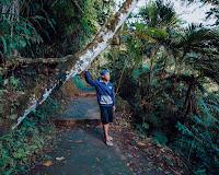 Wisata Air Terjun Irenggolo Kediri Jawa Timur
