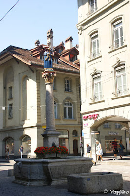 Fontana di Anna Seiler - Berna
