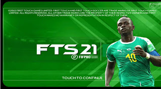 Download FTS 21 Android Offline Special SENEGAL V2 Edition Best Graphics Grass super 4K ULTRA HD & Update Transfers 2020 - 2021