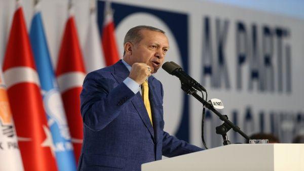 Turquía acusa fallos de seguridad en viaje de Erdogan a EE.UU.