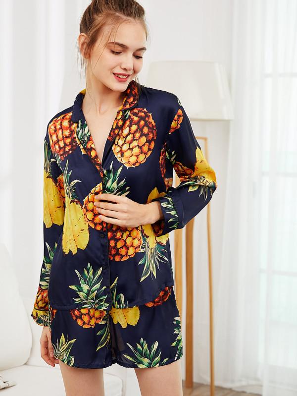 pijama ananas