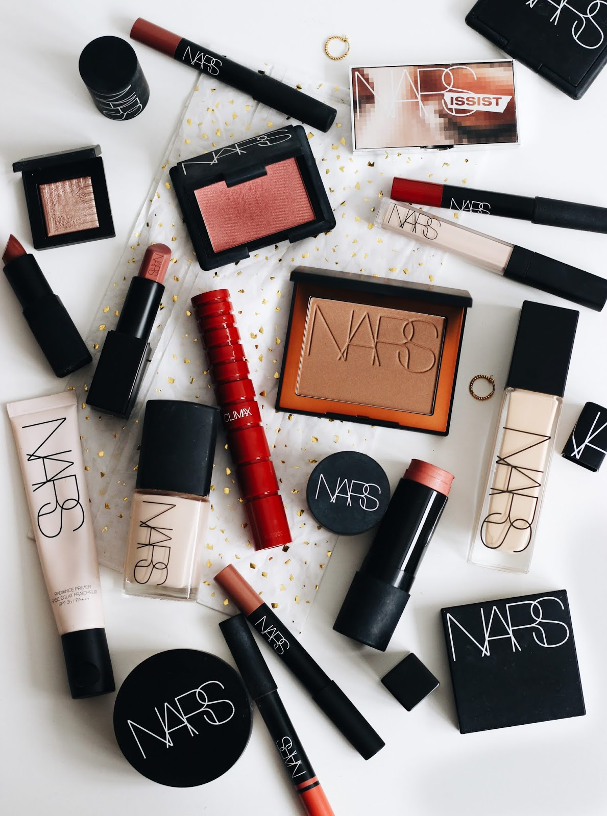 Nars Makeup Collection Review