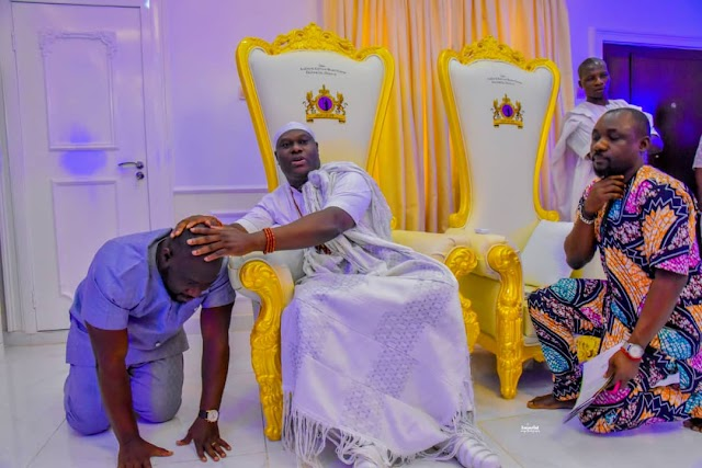 OONI CANVASES FOR LOCALLY MADE PRODUCTS AS TITAN FARMS OPENS RICE FACTORY IN IBADAN