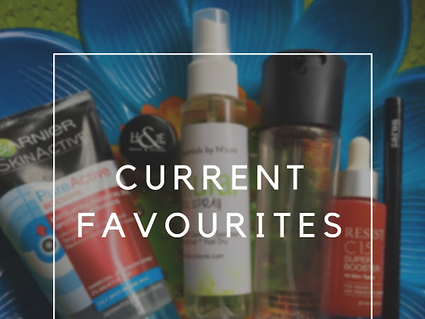 Current Favourites: March 2017