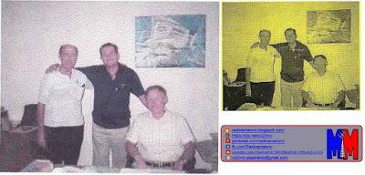 e-radioamatoroj en la sidejo de FRC, Kubo 2004