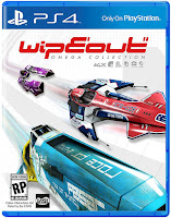Wipeout: Omega Collection Game Cover