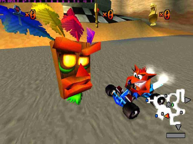 Crash Team Racing Iso Download