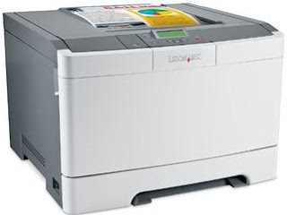 Lexmark C544DN Driver Download