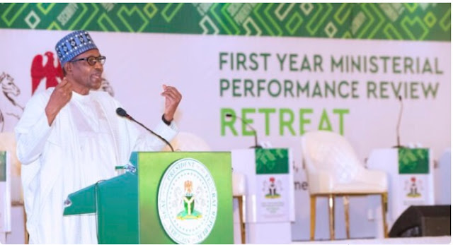 Buhari: I've done more with fewer resources