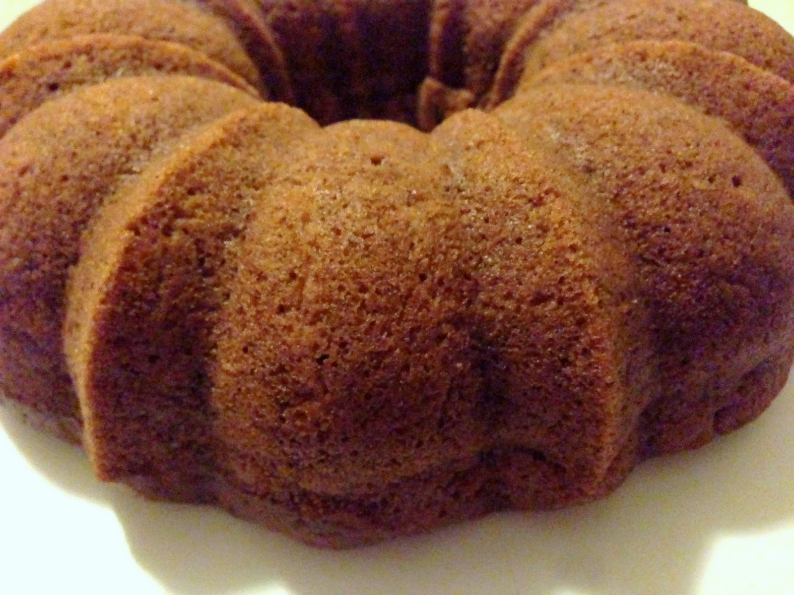 Crazy Pumpkin Spice Cake