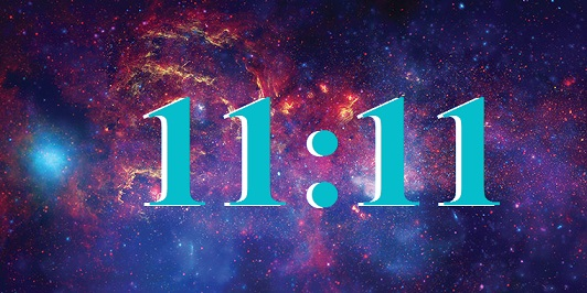 إذا رأيت الرقم 1111 ، فظل منفتحًا على كل ما يحاول الكون أن يخبرك به. وتذكر ان رقم 1111 في الاصل هي دفعه من الكون لرساله ما مفادها هي ( احذر او استمر ). 1111 تعني انها رساله لبداية جديدة او ربما تقول لك ما تريد فعله امر صحيح و تابع فيه بكل قوه وان افكارك سوف تتشكل الى افعال او واقع قريبا ولكن احذر فهي رساله تجميع لجميع انواع الطاقه الايجابيه و ربما السلبية