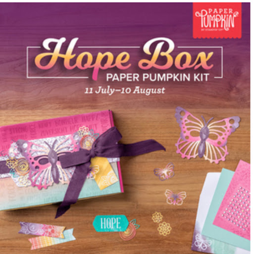 Paper Pumpkin Monthly Subscription Box