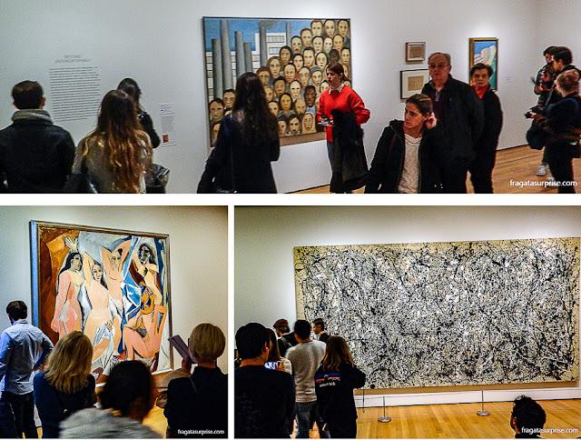 Museu de Arte Moderna, MoMA, Nova York