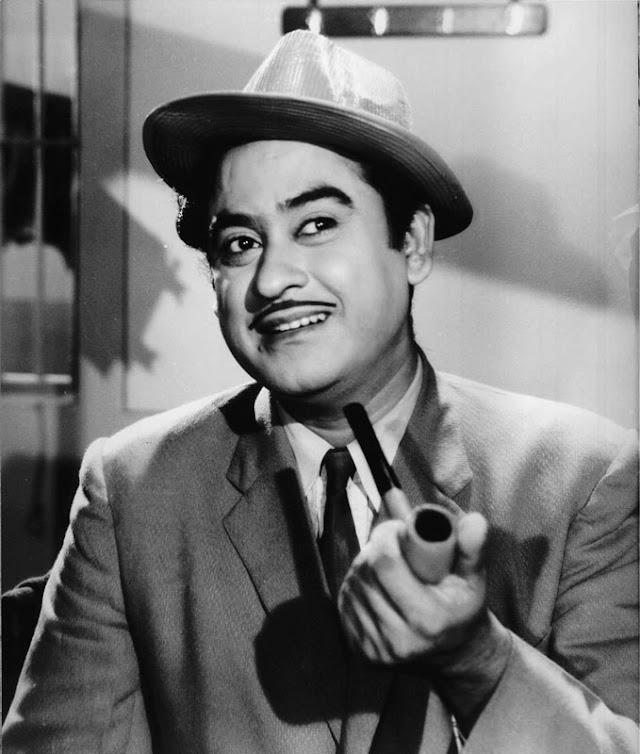 चार अगस्त : लिजेंड्री सिंगर किशोर कुमार  का जन्मदिन