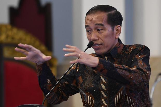 Jokowi Akui BPJS Kesehatan Salah Kelola