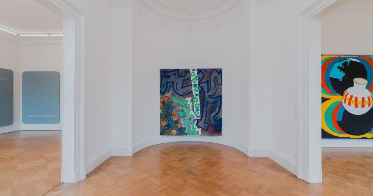 Markus Schinwald Austria Exhibition Artlinkart Chinese