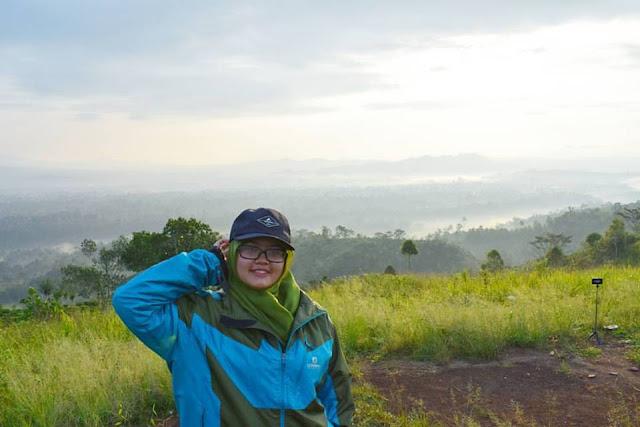 Bukit Geredai, Bukit Kabut Bawang Bakung, Liwa, Kab Lampung Barat