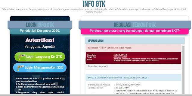 Login info.gtk.kemdikbud.go.id Unduh Berkas Persyaratan Pencairan BSU Rp 1,8 Juta Disalurkan Mulai Hari Ini