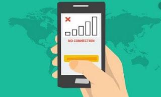 Data Seluler Tidak Muncul
