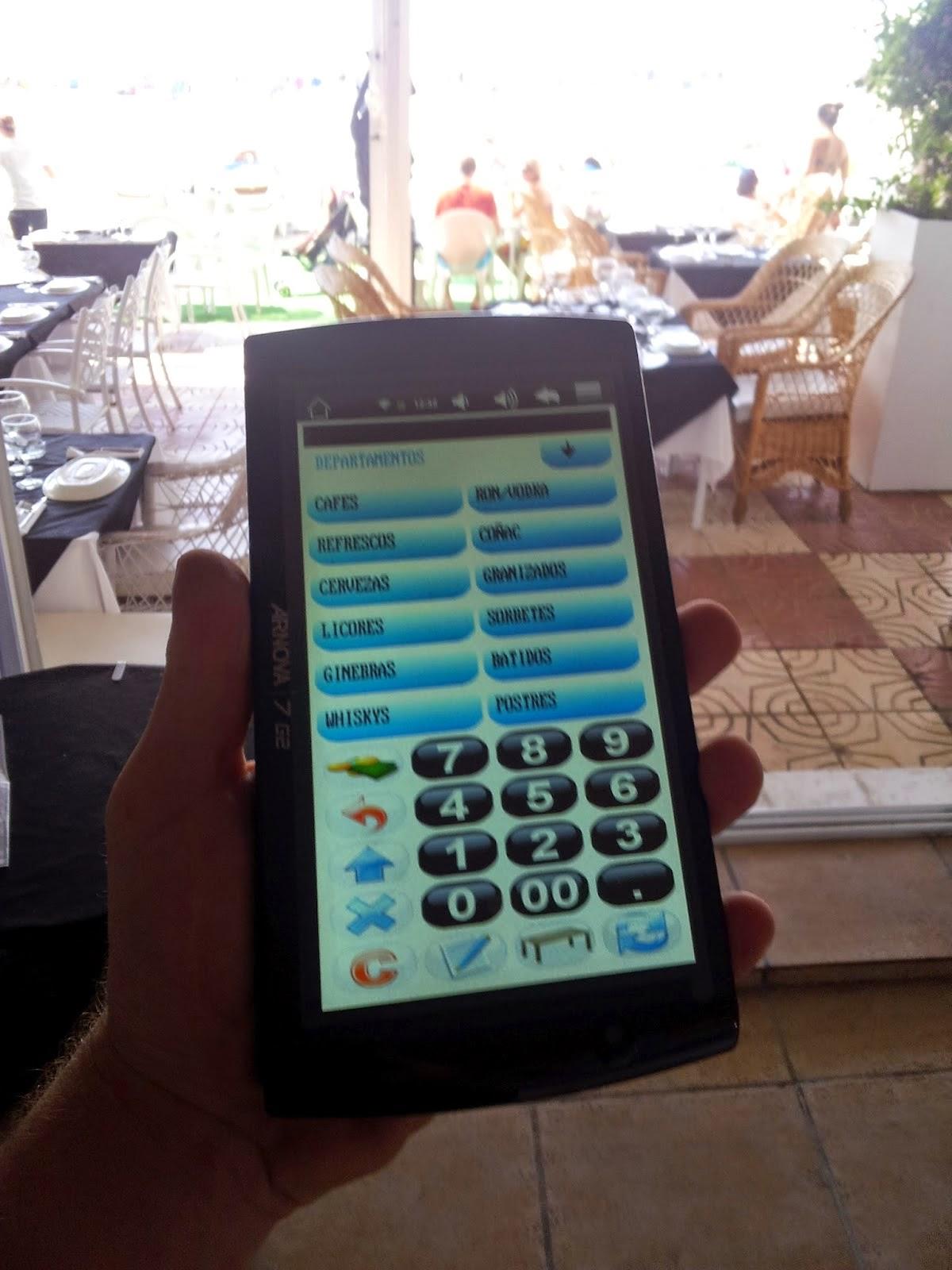 Comandero Android