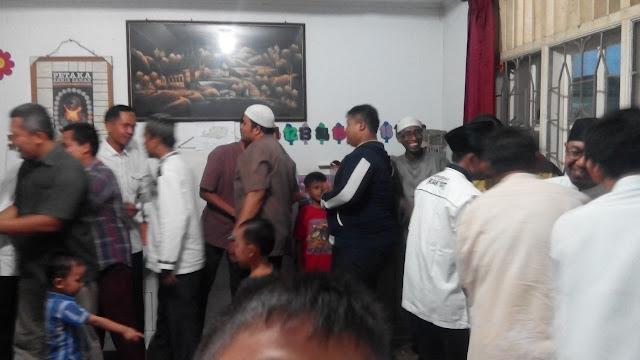 Pererat Ukhuwah, PKS Medan Area Gelar Halal bi Halal