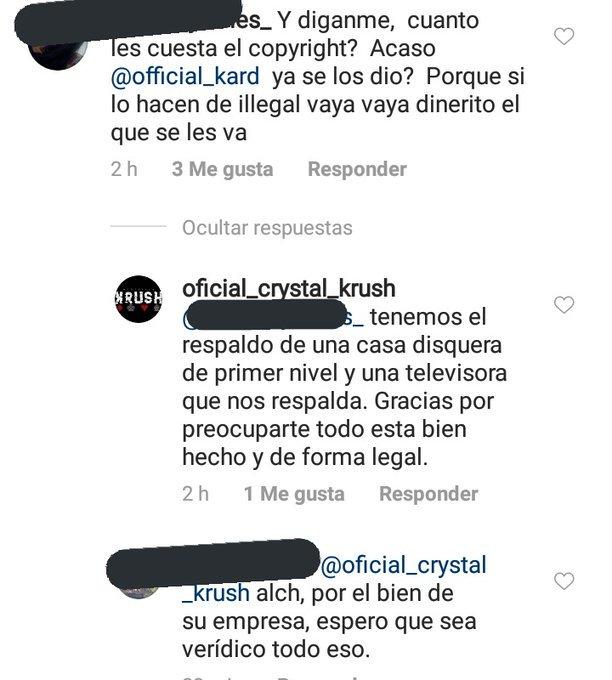 KARD를 똑같이 표절했으면서 개뻔뻔한 멕시코그룹 | 인스티즈