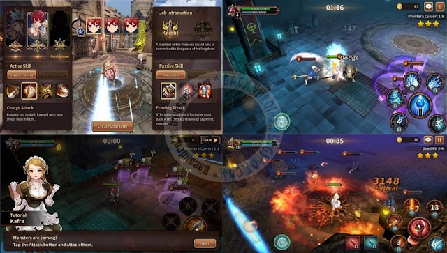 Ragnarok Spear Of Odin Apk Full data terbaru + Mod