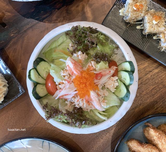 Hako Kani Salad - RM25
