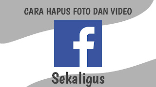 Hapus foto facebook sekaligus