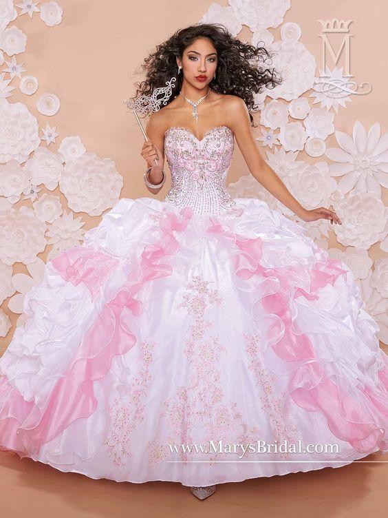 Elige el Vestido de Quinceanera deacuerdo al Siginifcado del Color ...