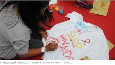 Berita Terkini Nasional  21 Siswa di Tulungagung Positif HIV Karena Hubungan Sesama Jenis