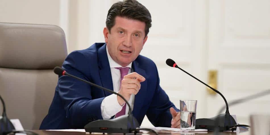Diego Molano es el nuevo Ministro de Defensa