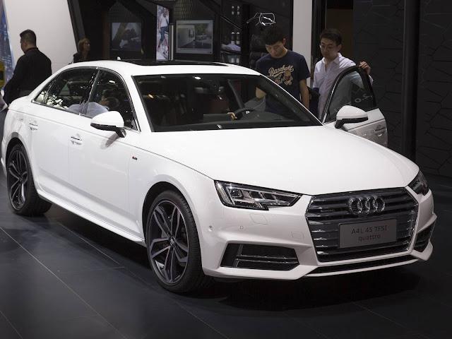 Audi A4L 2017