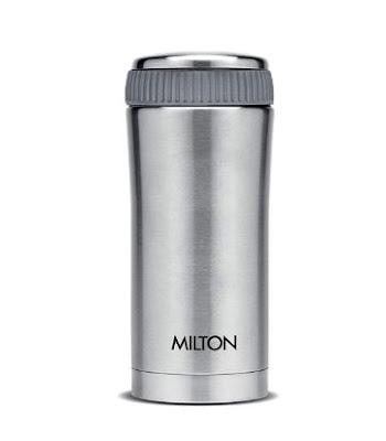 Milton Optima 360 Thermosteel Flask 350ml