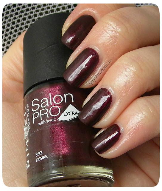 Rimmel Salon Pro 393 Desire