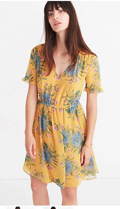 Madewell Sweetwater Dress