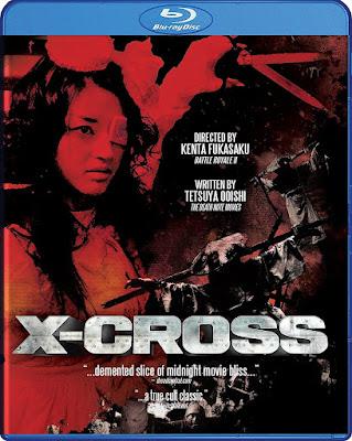 X Cross 2007 Bluray