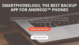 Download SmartphoneLog Aplikasi Penyadapat Android
