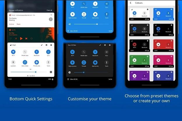 Bottom Quick Settings - Ένα νέο δωρεάν πρόγραμμα για ευκολότερη χρήση του κινητού σας