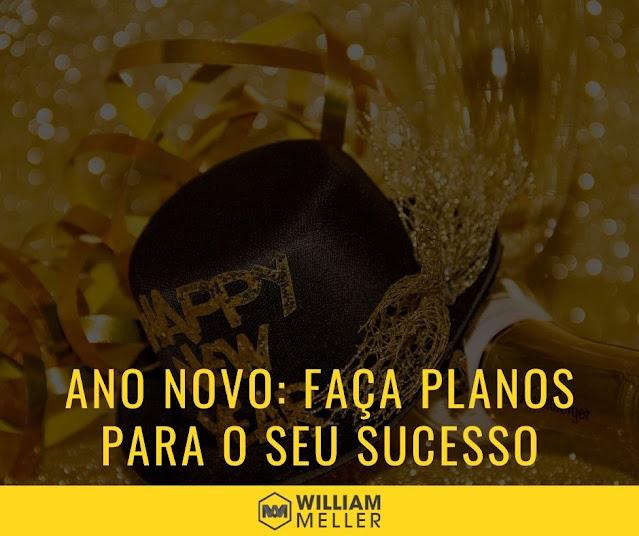 Ano novo – Faça planos para seu sucesso