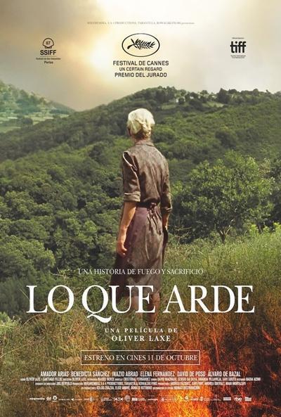 Cine en pantalla grande - Página 24 O_que_arde-poster