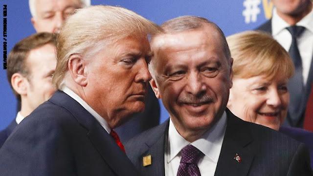 أردوغان يتحدث عن امكانية مشاركة أمريكا بالعملية العسكرية التركية المحتملة في إدلب