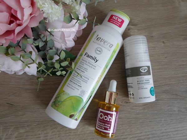 Reviews for Love Lula - Green People Deodorant, Lavera Shampoo, Ooh Oils of Heaven Face Oil