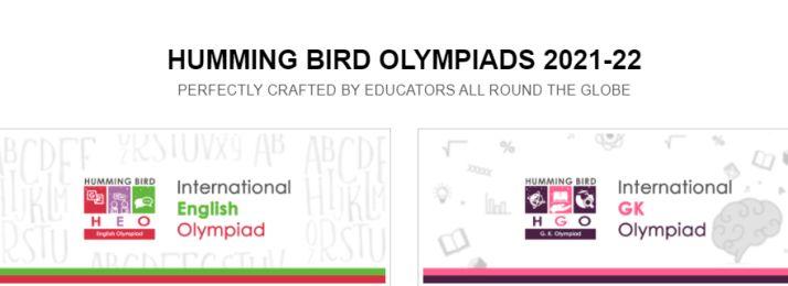 Humming Bird Olympiads