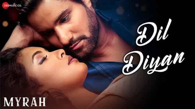 दिल दियां DIL DIYAN HINDI LYRICS - Myrah | Shivika Rajesh