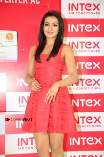 Actress Catherine Tresa Unveils Intex Air Conditioners  0004.jpg