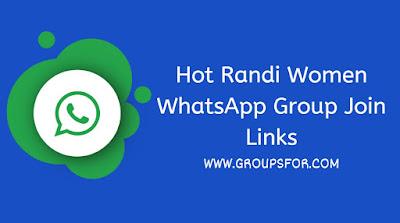 HOT Randi WhatsApp Group Join Link | Full Active Randi WhatsApp Group Join