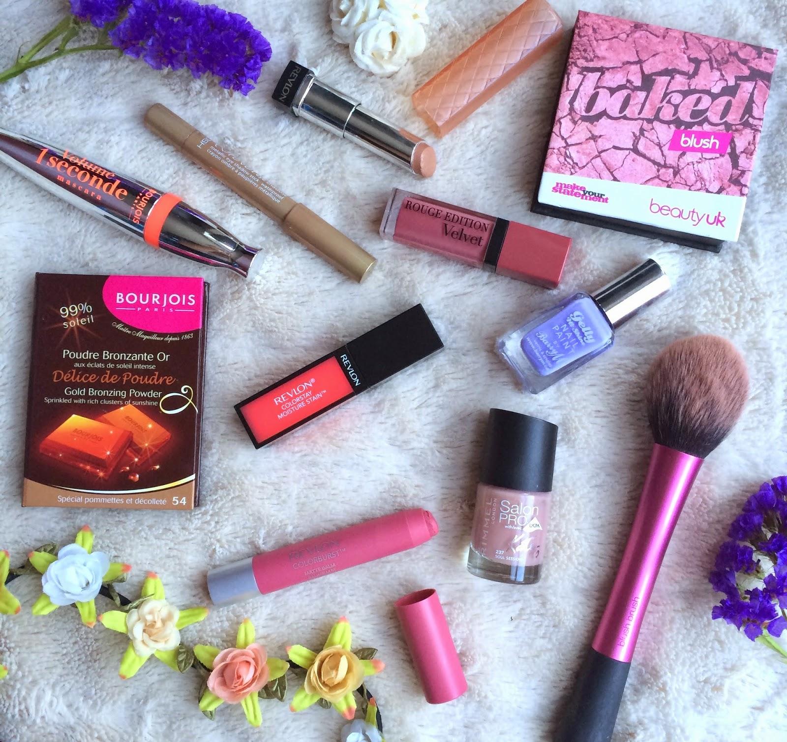 revlon-beauty-uk-blush--rimmel-salon-pro-bourjois-under-£10-review