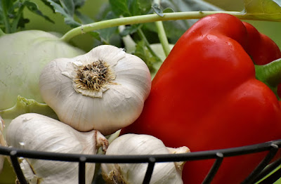 Gambar bawang putih