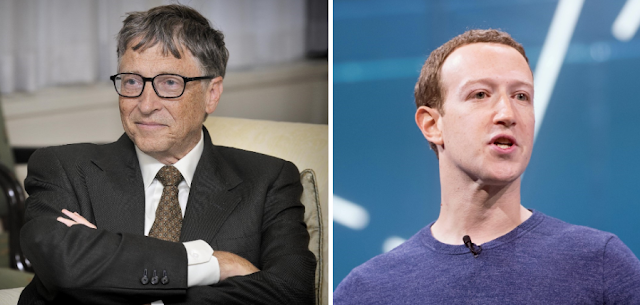 Facebook founder supports Bill Gates campaign with generous donation against Coronavirus